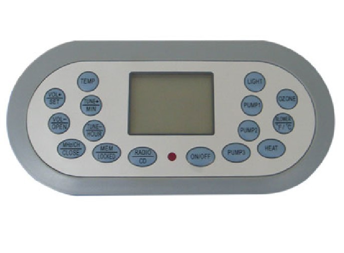 KL8-2 Control Panel for SPA Hot Tub Pool